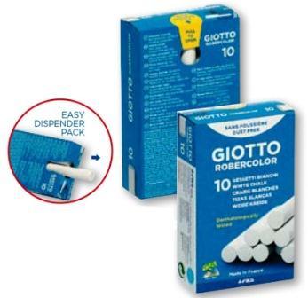 Κιμωλίες Λευκές Giotto
