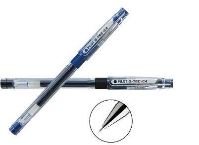 Στυλό γραφής gel Pilot G-TEC-C4