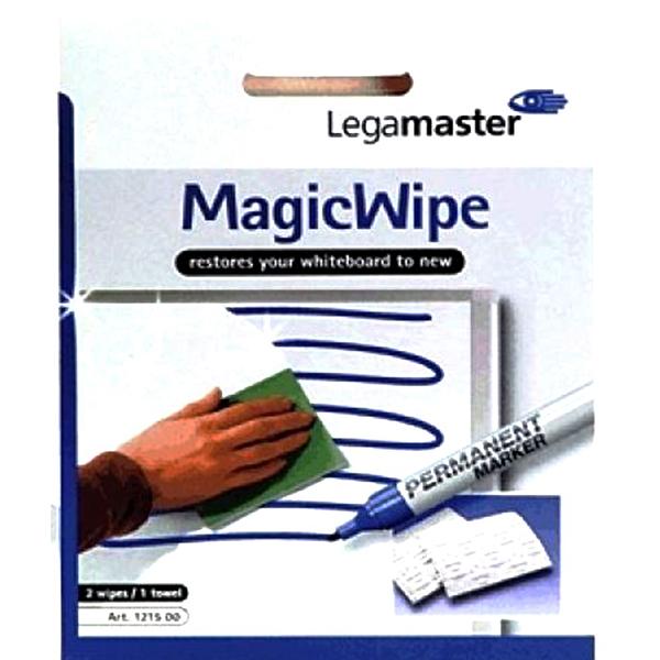 Καθαριστικά Πανάκια λευκού πίνακα MagicWipe Legamaster