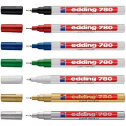 Μαρκαδόρος Ανεξίτηλος Edding 780