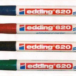 Μαρκαδόρος λευκού πίνακα Edding 620 επαναγεμιζόμενος