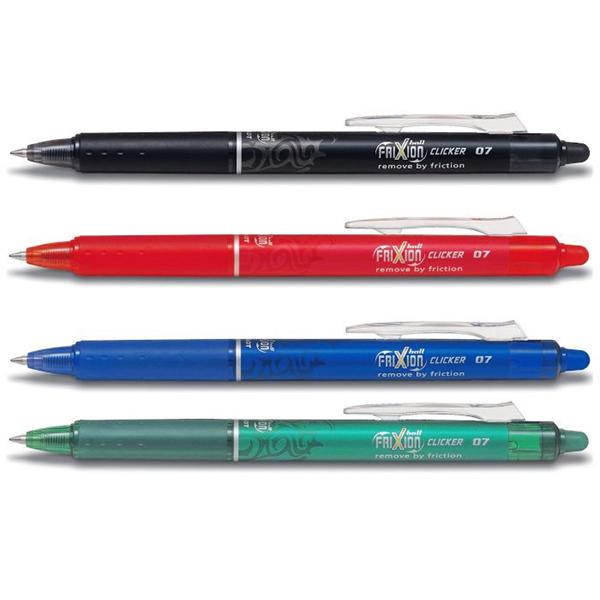 Στυλό Pilot Frixion-clicker