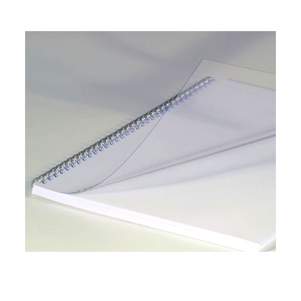Εξώφυλλο Βιβλιοδεσίας Πλαστικό Διαφανές 15 mic