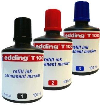 Ανεξίτηλο μελάνι edding Τ-100