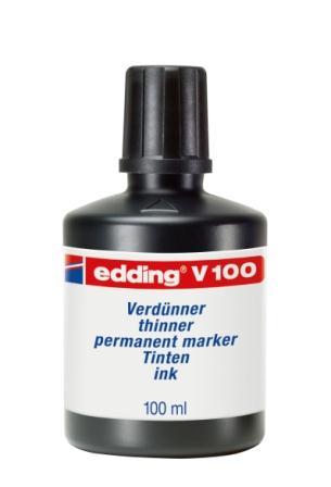 Διαλυτικό ανεξίτηλου μελανιού edding V-100