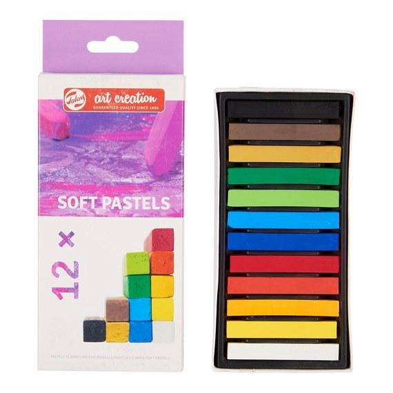 Soft Pastel Art Creation Talens 12