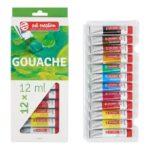 Τέμπερες  Gouache Colour Set Talens 12 x 12 ml