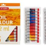 Talens Art Creation Oil Colour Set 24 x12 ml