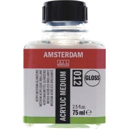 Amsterdam Acrylic Medium Gloss 012