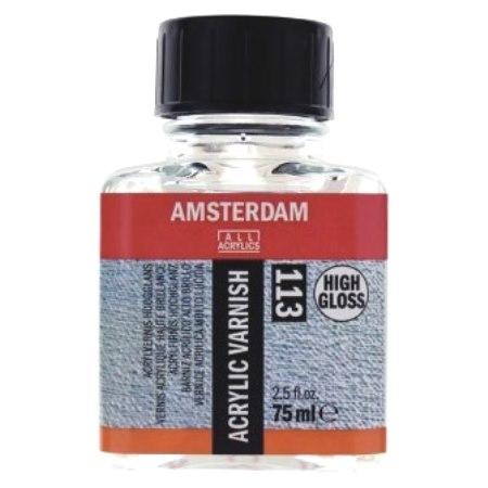 Amsterdam Acrylic Varnish High Gloss 113