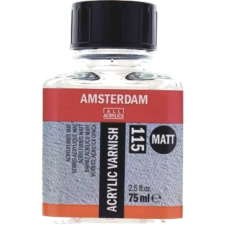 Amsterdam Acrylic Varnish Matt 115