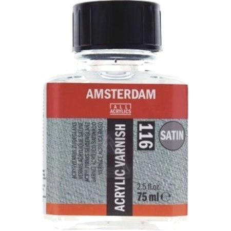 Amsterdam Acrylic Varnish Satin 116
