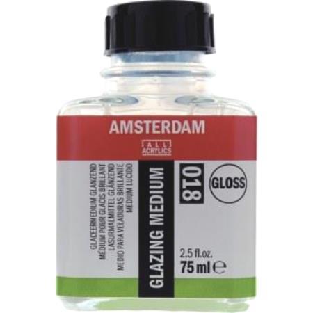 Amsterdam Glazing Medium Gloss 018