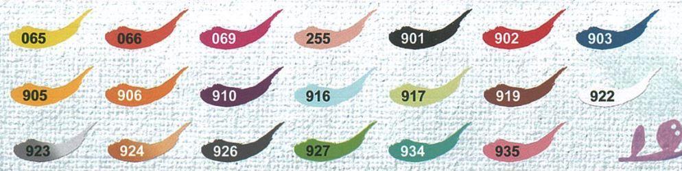Ακρυλικός μαρκαδόρος edding 5300  1-2mm